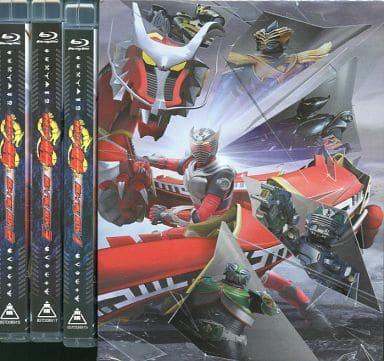仮面ライダー龍騎 Blu-ray BOX 初回版 BOX付き全3BOXセット