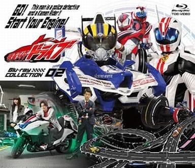 仮面ライダードライブ Blu-ray COLLECTION 2 [通常版]