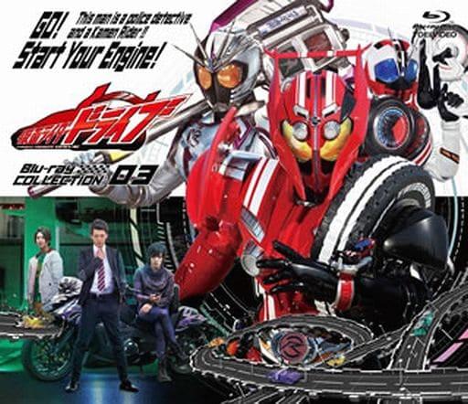 仮面ライダードライブ Blu-ray COLLECTION 3 [通常版]
