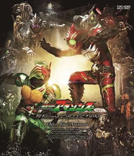 仮面ライダーアマゾンズ Blu-ray COLLECTION [通常版]