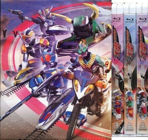 仮面ライダー電王 Blu-ray BOX 初回限定版 BOX付き全3BOXセット