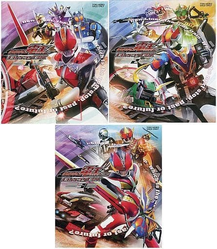 仮面ライダー電王 Blu-ray BOX 通常版 全3BOXセット