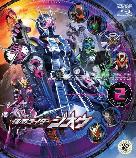 仮面ライダージオウ Blu-ray COLLECTION 2 [初回版]