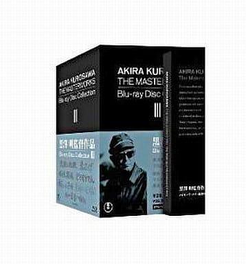 黒澤明監督作品 AKIRA KUROSAWA THE MASTERWORKS Blu-ray Disc Collection 3