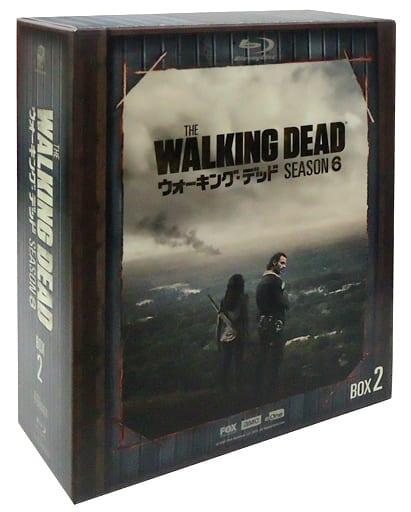 ウォーキング・デッド シーズン6 Blu-ray BOX-2
