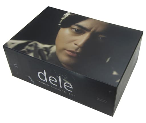 "dele(ディーリー) Blu-ray PREMIUM ""undeleted"" EDITION"