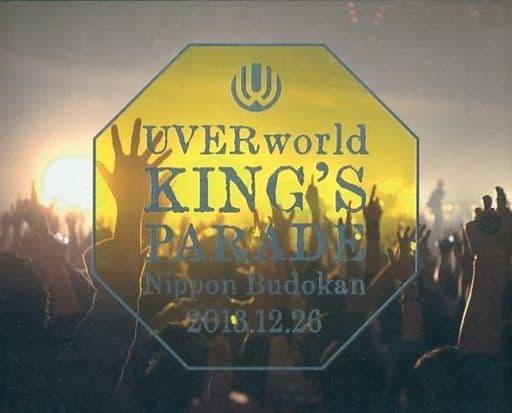 UVERworld / KING'S PARADE at Nippon Budokan 2013.12.26 [初回版]