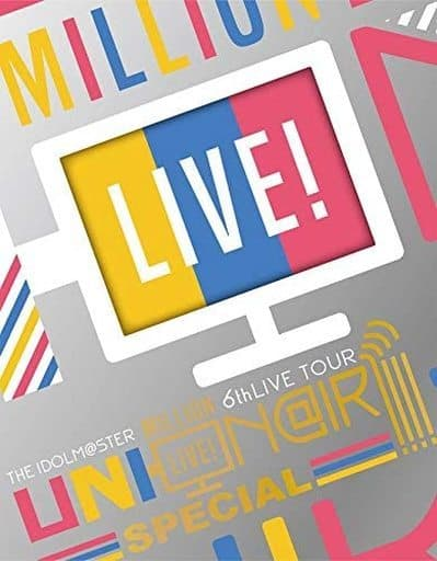 THE IDOLM@STER MILLION LIVE!6thLIVE TOUR UNI-ON@IR!!!! LIVE Blu-ray SPECIAL COMPLETE THE@TER [完全生産限定版]