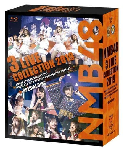 NMB48 / NMB48 3 LIVE COLLECTION 2019