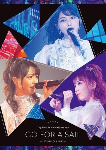 """TrySail / TrySail 5th Anniversary""""Go for a Sail""""STUDIO LIVE [完全生産限定盤]"""
