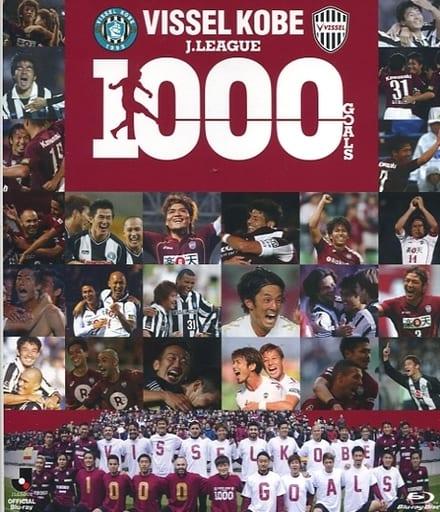J LEAGUE OFFICIAL Blu-ray VISSEL KOBE J.LEAGUE ALL 1000 GOALS