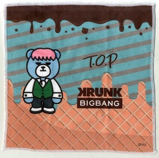 T.O.P ハンドタオル(2019バレンタインVer.) 「KRUNK×BIGBANG」 ローソン・HMV限定
