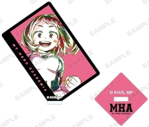 麗日お茶子 「僕のヒーローアカデミア トレーディング Ani-Art アクリルスタンド vol.3」