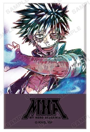 荼毘 「僕のヒーローアカデミア トレーディング Ani-Art 缶マグネット vol.3」