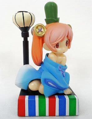 リセットちゃん(橙髪) 「ワンダちゃんのひなあられ ひな人形風フィギュアコレクション」 ワンダーフェスティバル2003冬限定
