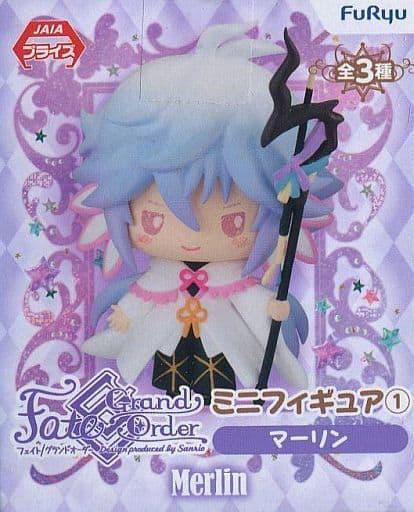 キャスター/マーリン 「Fate/Grand Order×サンリオ Design produced by Sanrio ミニフィギュア」