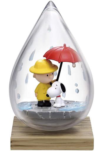 3.Rainy Day 君がいれば雨だって平気 「SNOOPY WEATHER Terrarium」
