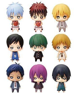 全9種セット 「ワンコインミニフィギュアコレクション 黒子のバスケ 第3Q」