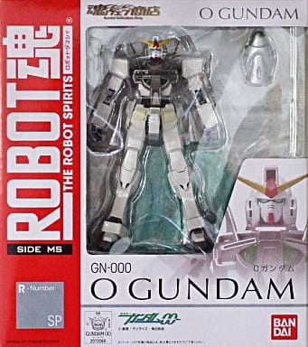 Robot魂 GN-000 0高达