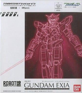 Robot魂 GN-001 能天使高达(Trans-AM透明版)