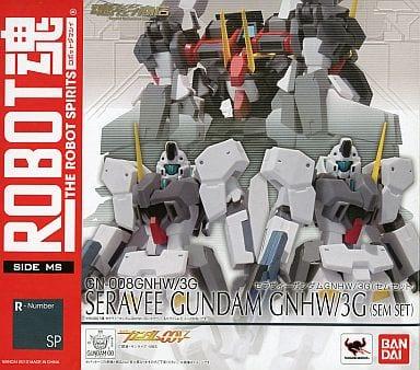 Robot魂 GN-008GNHW/3G 炽天使高达GNHW/3G用GN-00902 闪式