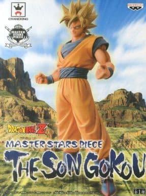 孫悟空 「ドラゴンボールZ」 MASTER STARS PIECE THE SON GOKOU