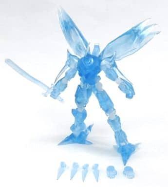 サイバスター(クリア版) 「スーパーロボット大戦」 アクションロボ キャラクターコレクション