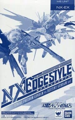 NX Edge Style ZGMF-X20A 强袭自由高达+ZGMF-X42S 命运高达配件套装