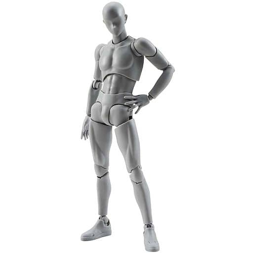 S.H.Figuarts ボディくん DX SET(Gray Color Ver.)