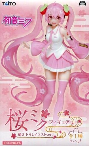 桜ミク 「キャラクター・ボーカル・シリーズ 01 初音ミク」 オリジナル桜ミクフィギュア