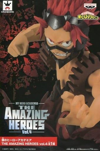 切島鋭児郎 「僕のヒーローアカデミア」 THE AMAZING HEROES vol.4