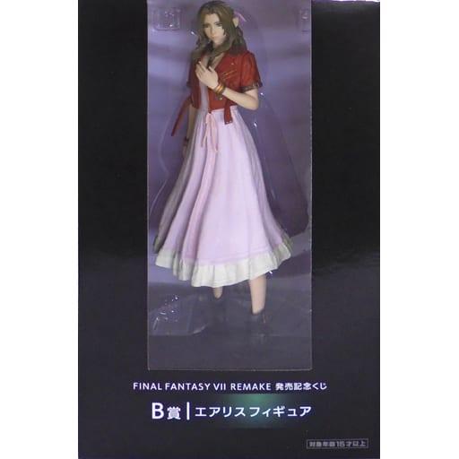 エアリス 「ファイナルファンタジーVII リメイク 発売記念くじ」 B賞 フィギュア