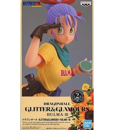 ブルマ(イエロー) 「ドラゴンボール」 GLITTER&GLAMOURS-BLUMA-III