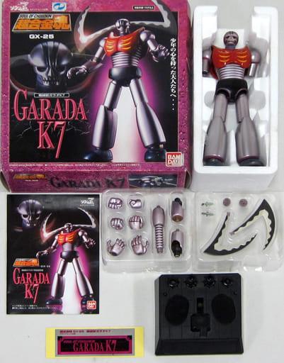 [破損品] 超合金魂 GX-25 機械獣ガラダK7 「マジンガーZ」