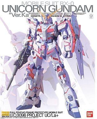 MG RX-0 独角兽高达Ver.Ka(1:100)