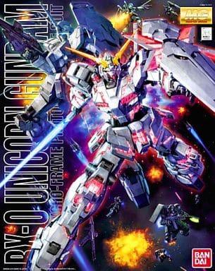 MG RX-0 独角兽高达(1:100 OVA版)