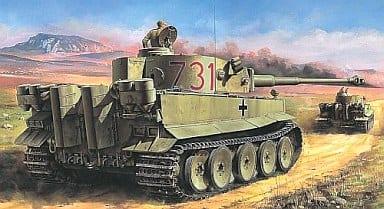 1/48 タイガーI極初期型(アフリカ仕様) 「ミリタリーミニチュア」