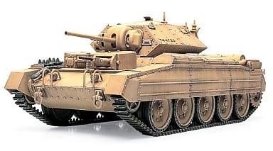 1/48 イギリス巡航戦車クルセーダーMk.I/II 「ミリタリーミニチュア」