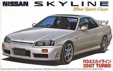 1/24 ID16 R34スカイライン25GTターボ'98 「インチアップシリーズ NO.16」