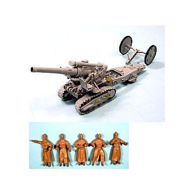 1/35 ソビエト陸軍B-4 203mm榴弾砲