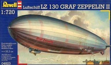 駿河屋 -1/720 Luftschiff LZ 130 GRAF ZEPPELIN II -LZ 130 ...