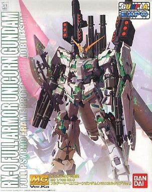 MG RX-0 全装甲独角兽高达Ver.Ka(1:100 机械透明版)