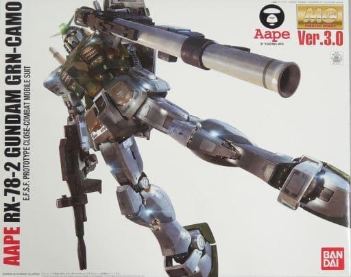MG RX-78-2 高达Ver.3.0(1:100 Aape GRN-CAMO)