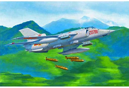 1/72 中国空軍 ファンタン Q-5A攻撃機 [01686]