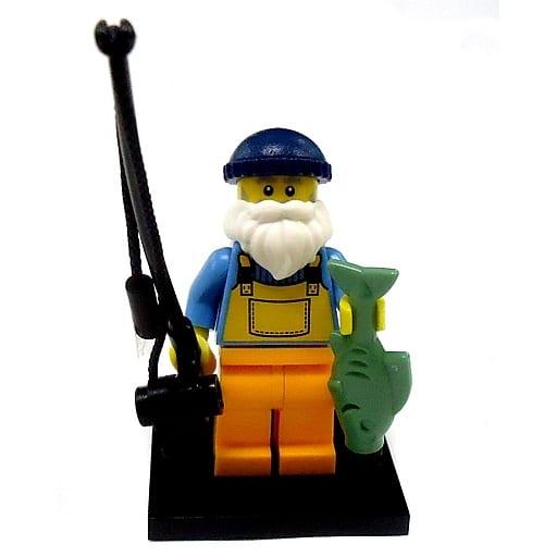 釣り人 「LEGO レゴ ミニフィギュア シリーズ3 ~SIDE-A~」