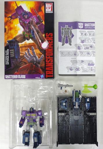 [ランクB] Shattered Glass Optimus Prime -シャッタードグラス オプティマスプライム- 「トランスフォーマー シャッタード・グラス」 TFジェネレーションズ アジア限定
