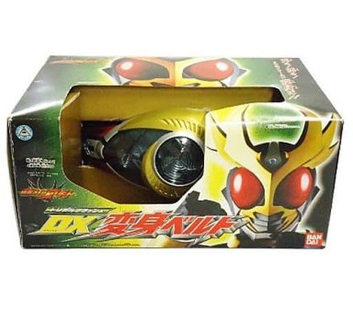 [ランクB] DX変身ベルト トリプルフラッシュ 「仮面ライダーアギト」