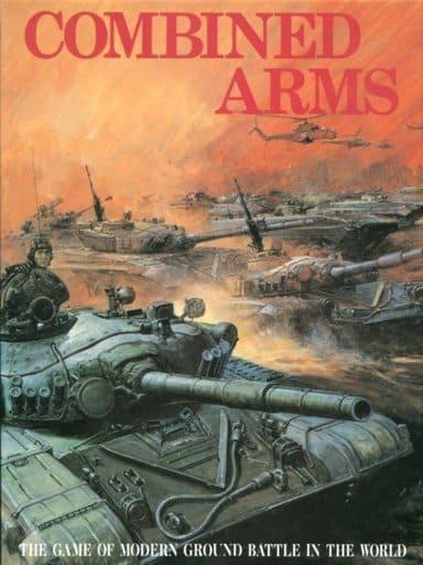 駿河屋 -<中古>現代機甲戦(Combined Arms)(シミュレーションゲーム)