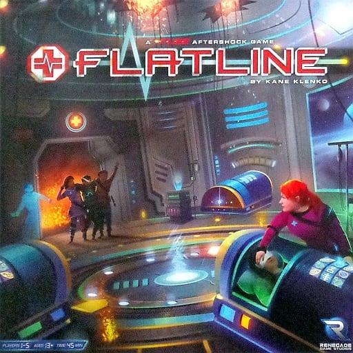 フラットライン (Flatline) [日本語訳付き]