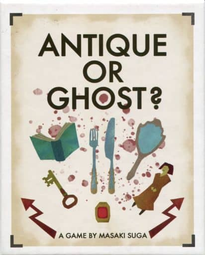 ANTIQUE OR GHOST? -アンティーク・オア・ゴースト?-